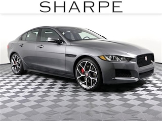 New 2019 Jaguar XE SAJAM4FV3KCP48621 for sale in Grand Rapids