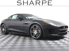 2020 Jaguar F-TYPE Checkered Flag Coupe Coupe SAJDD1GX2LCK65036