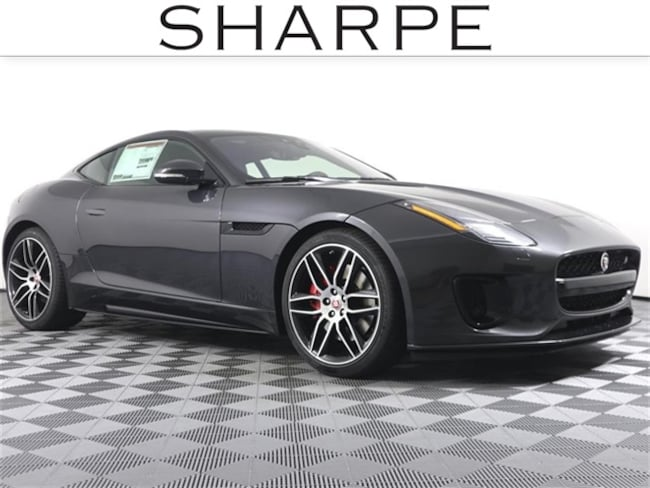 New 2020 Jaguar F-TYPE Checkered Flag Coupe Coupe SAJDD1GX2LCK65036 Grand Rapids
