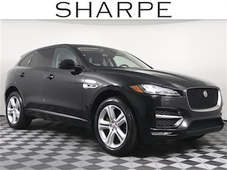 Used Vehicles fot sale 2017 Jaguar F-PACE 35t R-Sport SUV in Grand Rapids, MI