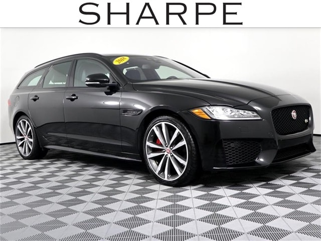 Used 2018 Jaguar Xf For Sale At Jaguar Grand Rapids Vin