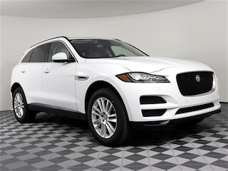 New Jaguar for sale 2018 Jaguar F-PACE 25t Prestige SUV SADCK2FX8JA255809 in Grand Rapids, MI