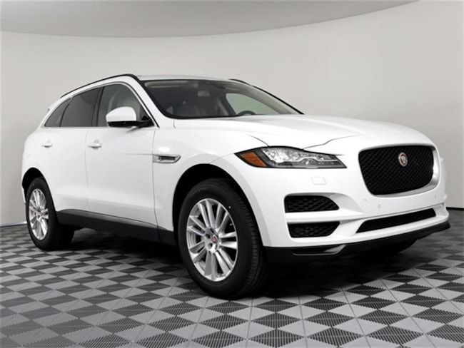 New 2018 Jaguar F-PACE 25t Prestige SUV Grand Rapids