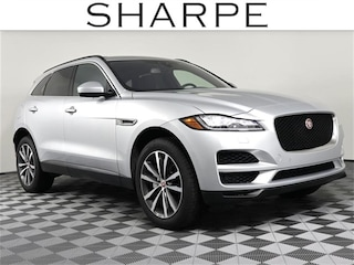 New Jaguar for sale 2018 Jaguar F-PACE Prestige SUV SADCK2FX3JA271710 in Grand Rapids, MI