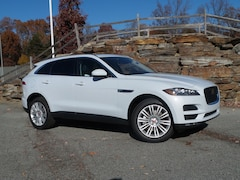 New 2019 Jaguar F-PACE 30t Portfolio SUV Greensboro North Carolina