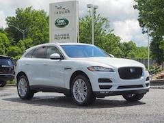 New 2019 Jaguar F-PACE Portfolio SUV Greensboro North Carolina