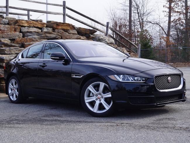 Certified Used 2017 Jaguar XE 20d Prestige Sedan Greensboro North Carolina