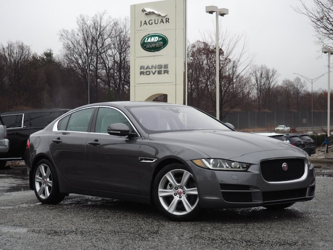 Used 2017 Jaguar XE 20d Prestige Sedan Greensboro North Carolina