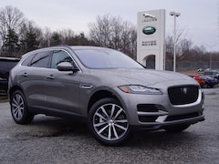 New 2019 Jaguar F-PACE 30t Prestige SUV Greensboro North Carolina
