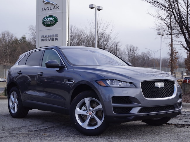 New 2019 Jaguar F-PACE 25t Premium SUV Greensboro North Carolina