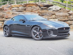 2018 Jaguar F-TYPE 400 Sport Coupe Greensboro North Carolina
