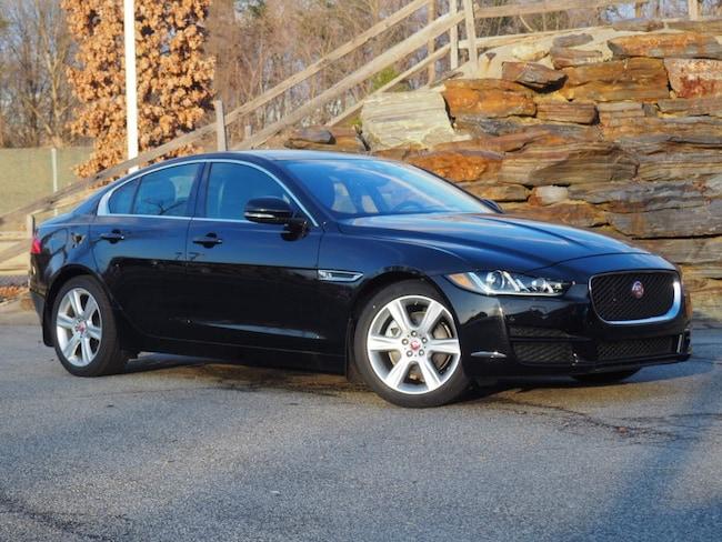 Used 2017 Jaguar XE 20d Prestige Sedan Greensboro North Carolina