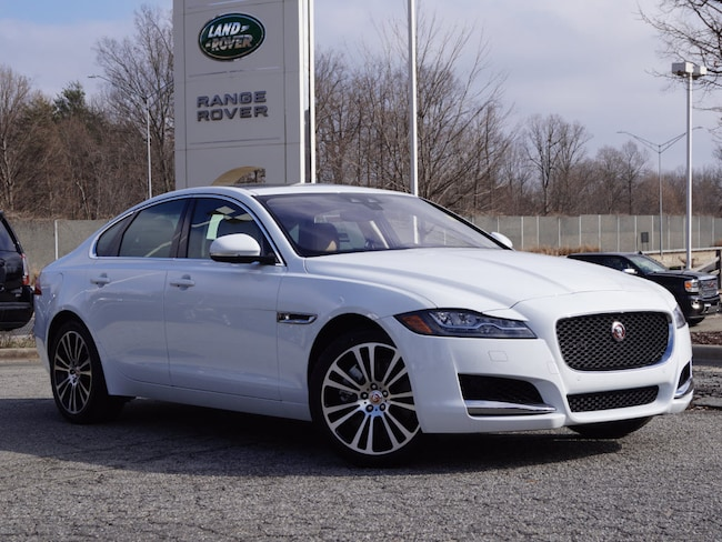 New 2019 Jaguar XF 30t Prestige Sedan Greensboro North Carolina