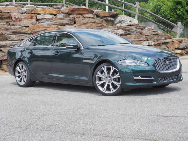 Used 2019 Jaguar XJ XJL Portfolio Sedan Greensboro North Carolina