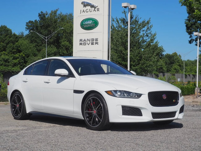 New 2019 Jaguar XE S Sedan Greensboro North Carolina