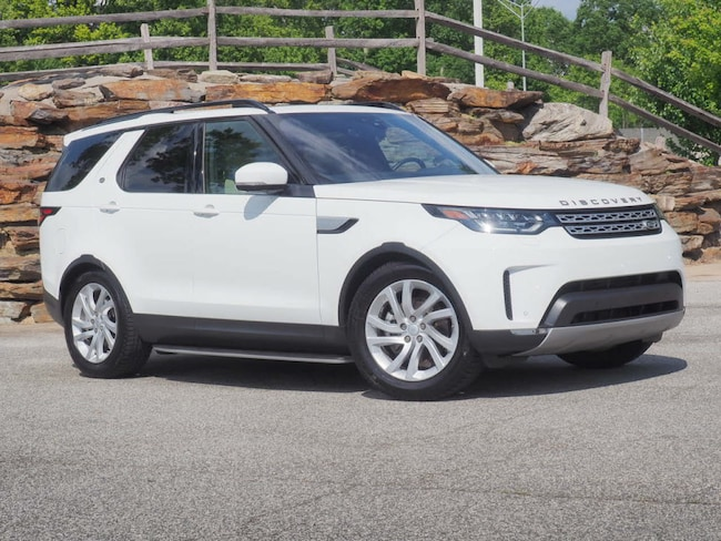 Used 2018 Land Rover Discovery HSE SUV Greensboro North Carolina