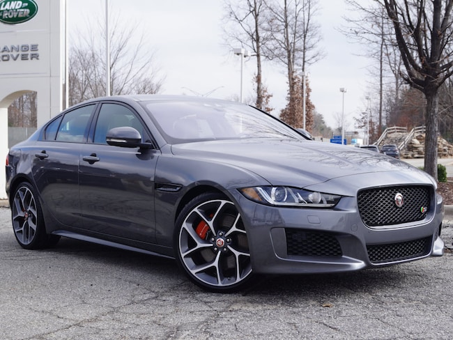 New 2019 Jaguar XE S Sedan Greensboro North Carolina