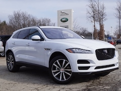 New 2019 Jaguar F-PACE 25t Prestige SUV Greensboro North Carolina