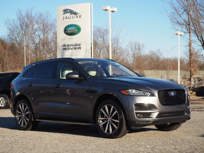Certified Used 2019 Jaguar F-PACE 25t Prestige SUV Greensboro North Carolina