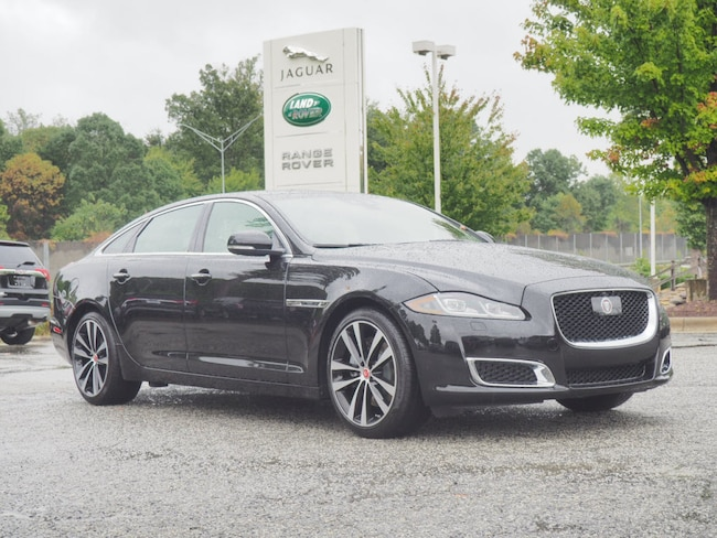 New 2019 Jaguar XJ XJL Portfolio Sedan Greensboro North Carolina