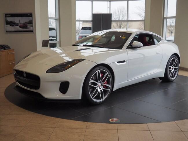 New 2019 Jaguar F-TYPE Coupe Coupe Greensboro North Carolina