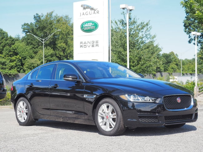 New 2019 Jaguar XE Premium Sedan Greensboro North Carolina