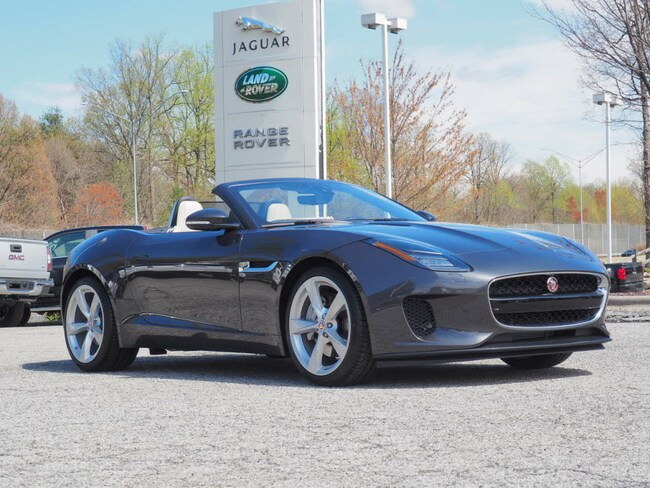 New 2020 Jaguar F-TYPE Convertible Convertible Greensboro North Carolina