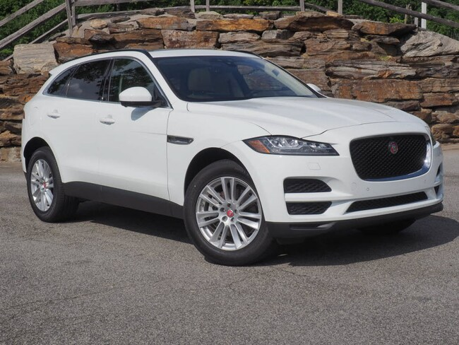 Used 2019 Jaguar F-PACE 30t Prestige SUV Greensboro North Carolina