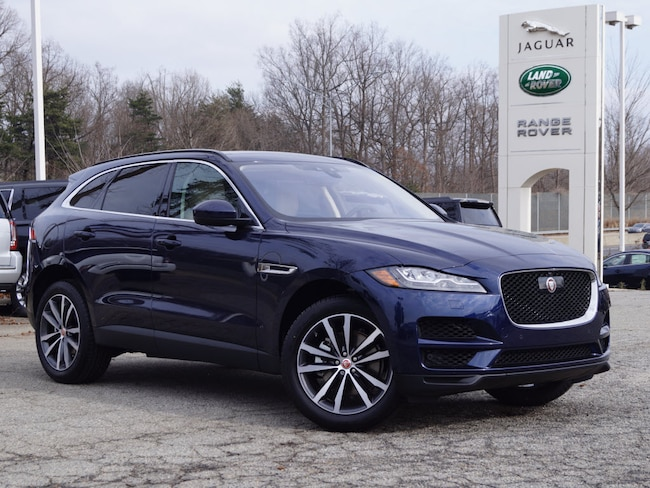 New 2019 Jaguar F-PACE Prestige SUV Greensboro North Carolina