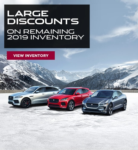 Large Discounts on Remaining 2019 Inventory