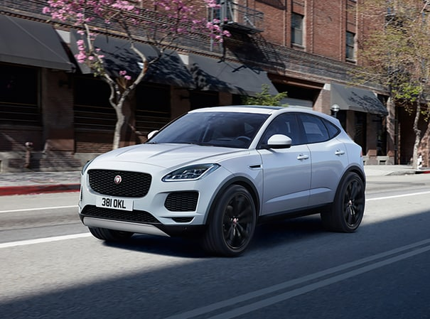New E-Pace Haron Jaguar