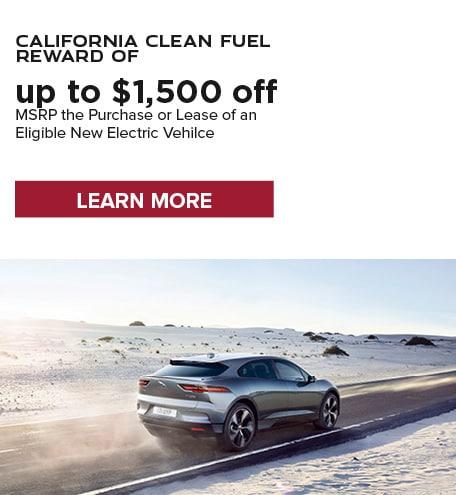 California Clean Fuel Reward