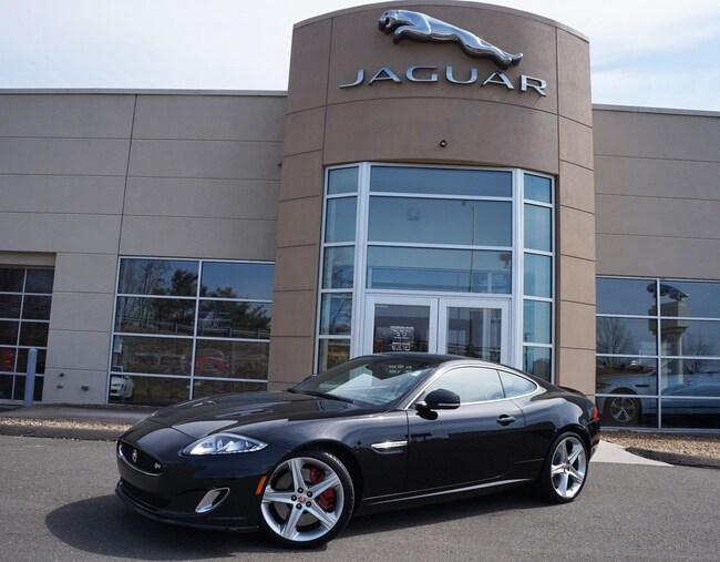 2015 Jaguar XK XKR Coupe