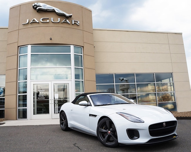 2018 Jaguar F-TYPE Convertible Auto 400 Sport AWD