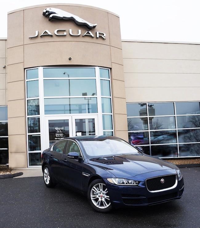 2018 Jaguar XE Sedan