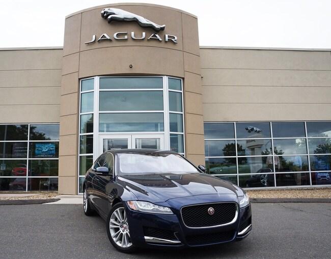 2018 Jaguar XF Sedan 25t Prestige AWD