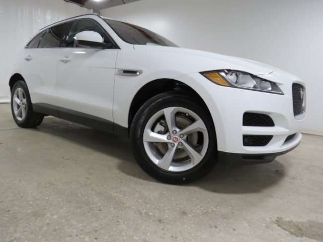 2018 Jaguar F-PACE Premium SUV