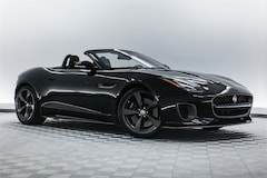 new 2018 Jaguar F-TYPE 400 SPORT Convertible Convertible for sale near Savannah