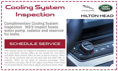 Complimentary Cooling System Inspection