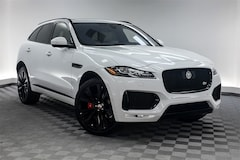 new 2019 Jaguar F-PACE S SUV for sale near Savannah