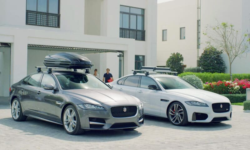 2018 Jaguar XF Sedan Models
