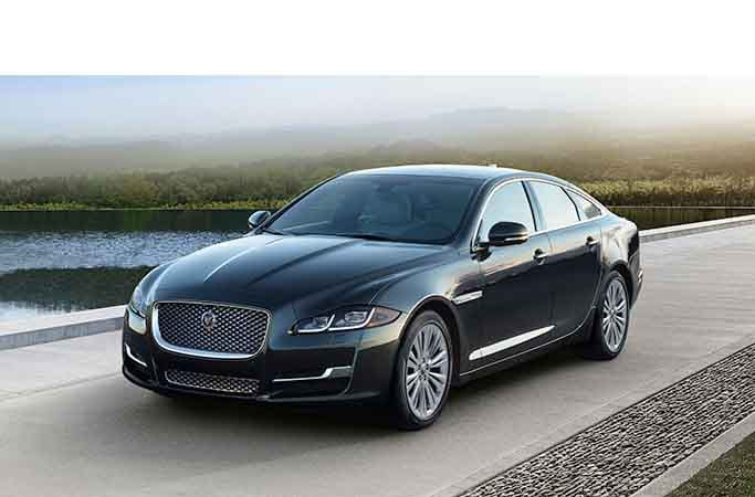 2018 Jaguar XJL SUPERCHARGED