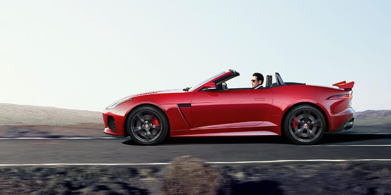 2018 Jaguar F-Type Convertible