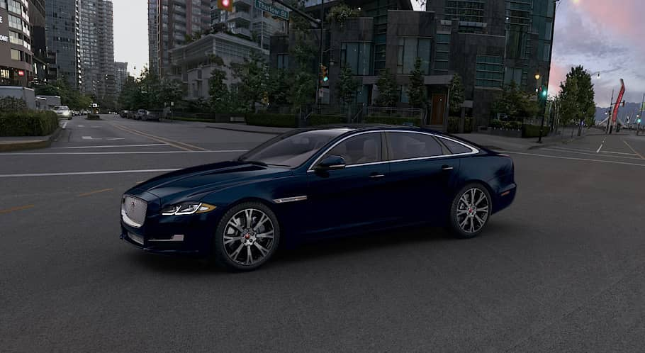 2018 Jaguar XJ Wheels