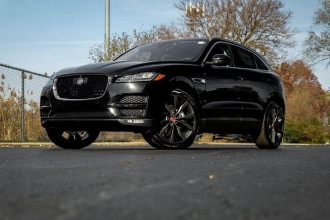 2020 Jaguar F-PACE Portfolio SUV