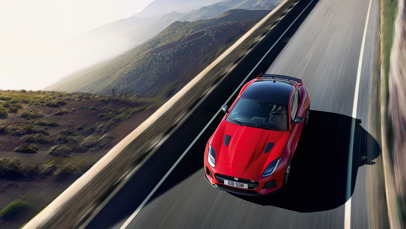2018 Jaguar F-TYPE Top
