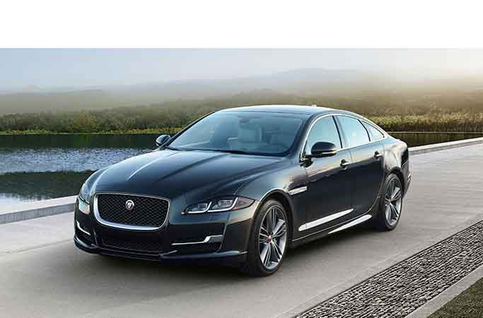 2018 Jaguar XJ SUPERCHARGED