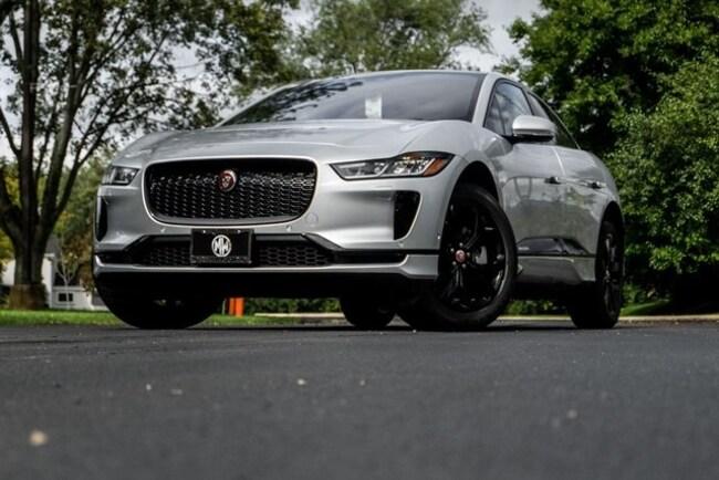 2020 Jaguar I-PACE S SUV