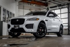2020 Jaguar F-PACE Checkered Flag SUV