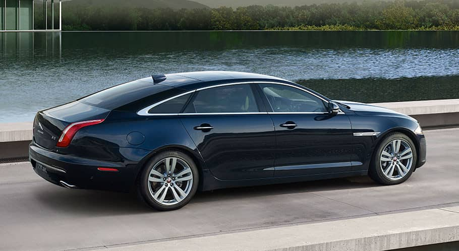 2018 Jaguar XJ Wheelbase